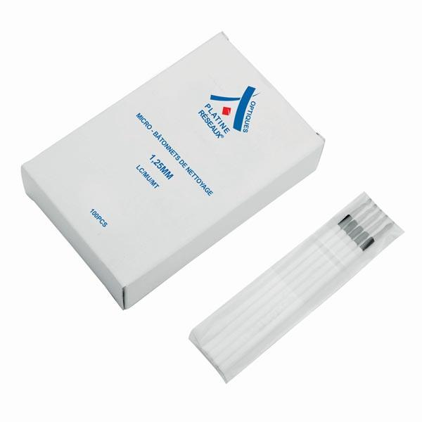 Micro bâtonnets de nettoyage 1,5mm - Platine Réseaux